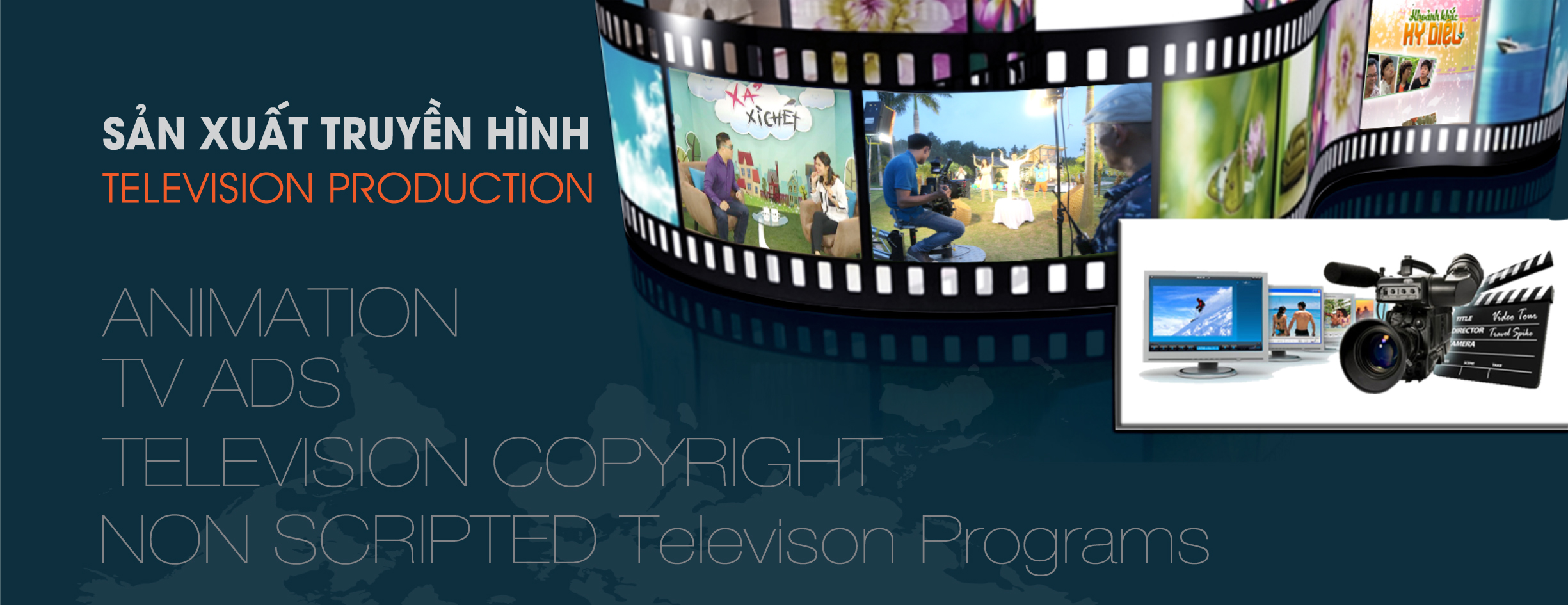 Television programs production